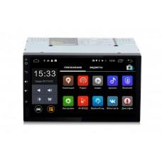 Универсальная магнитола 2 DIN PARAFAR 4G/LTE (178*100) Android 7.1.1 (PF002)
