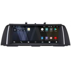 Штатная магнитола Parafar с IPS матрицей для BMW кузов F10 (2013-2016) и F11 (2013-2016) 6 pin на Android 6.0.1 (PF084-1P)
