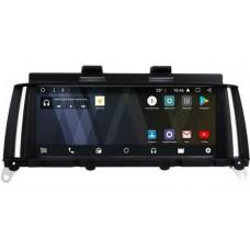 Головное устройство Parafar с IPS матрицей для BMW X3 кузов F25 (10-13) и X4 кузов F26 (2013) на Android 6.0.1 (PF102P)