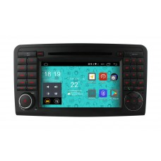 Штатная магнитола Parafar 4G/LTE для Mercedes GL, ML 164 кузов c DVD на Android 7.1.1 (PF213D)