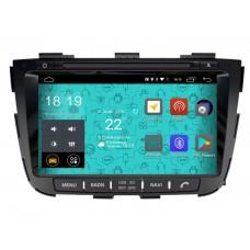 Штатная магнитола Parafar 4G/LTEс DVD для Kia Sorento 2 2012+ Android 7.1.1.(PF224D)