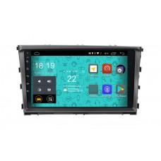 Штатная магнитола Parafar 4G/LTE с IPS матрицей для Zotye T600 2016-2018 на Android 7.1.1 (PF313)