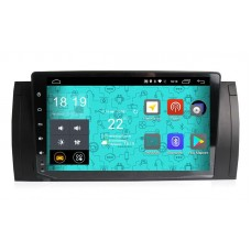 Штатная магнитола Parafar 4G/LTE с IPS матрицей для BMW E38, E39, E53 2000-2006 на Android 7.1.1 (PF395)