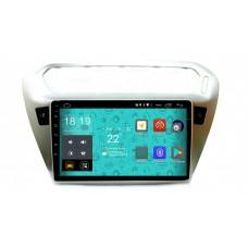 Головное устройство Parafar 4G/LTE с IPS матрицей для Peugeot 301 на Android 7.1.1 (PF991)