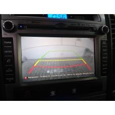 Замена камеры Hyundai SantaFE