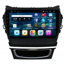 Штатная магнитола Hyundai SantaFe 3+ 2/16 GB IPS vomi VM1890-T8 Android 6