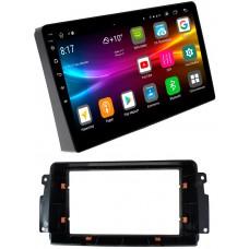 Головное устройство vomi FX400R9-MTK-LTE для Mercedes-Benz G W463 2001-2006, C W203 2000-2004, CLK C209/W209